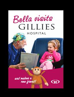 Bella visits Gillies Hospital